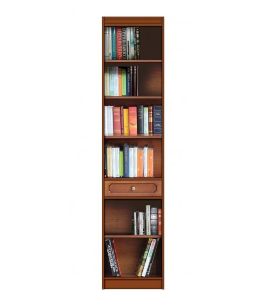bibliotheque etroite