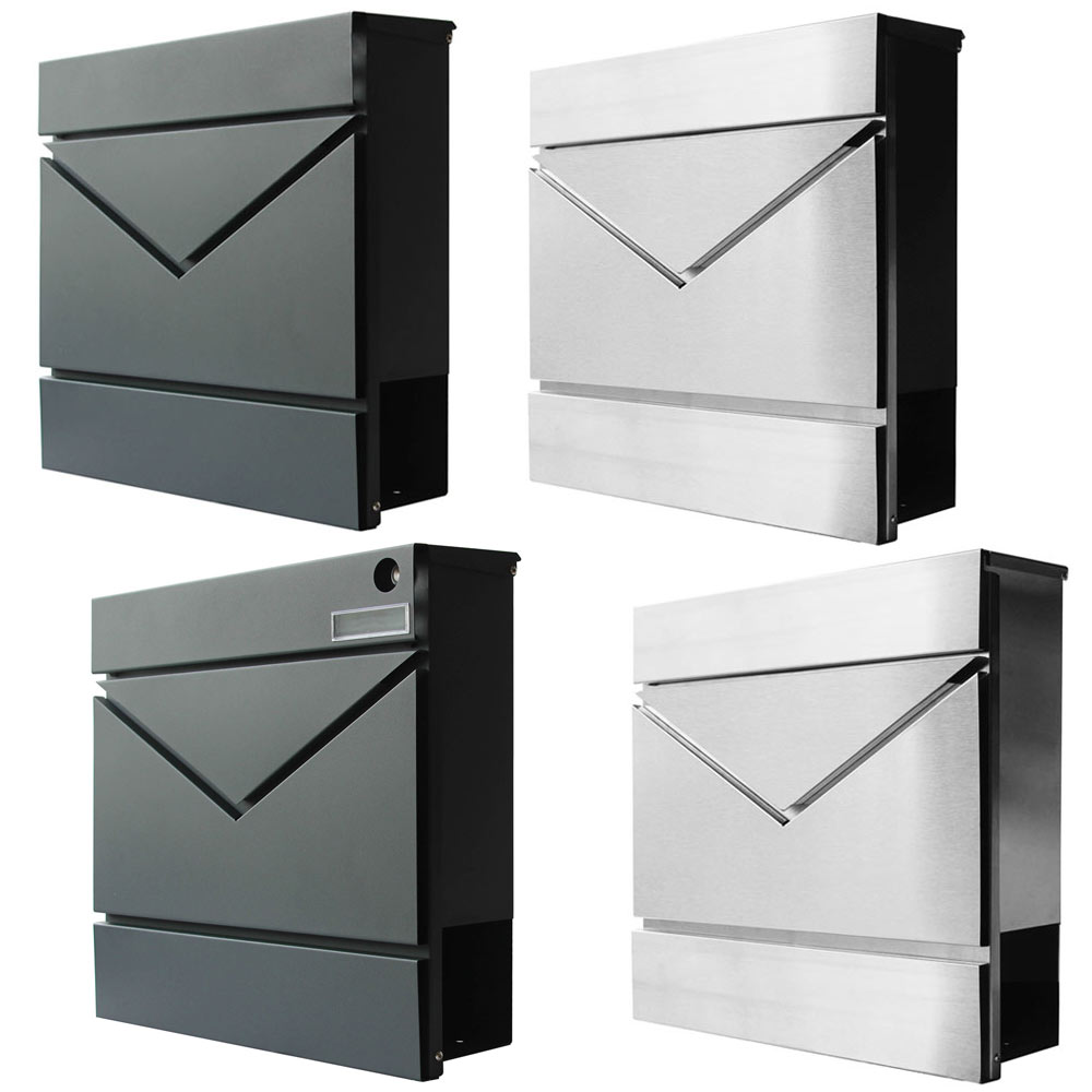 boite aux lettres moderne