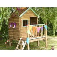 cabane de jardin enfant