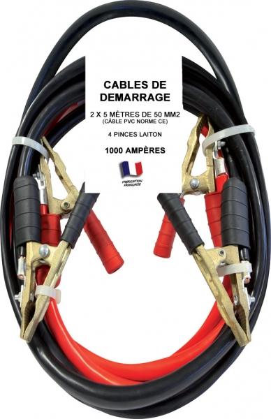 cable de demarrage