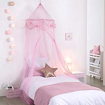 ciel de lit fille