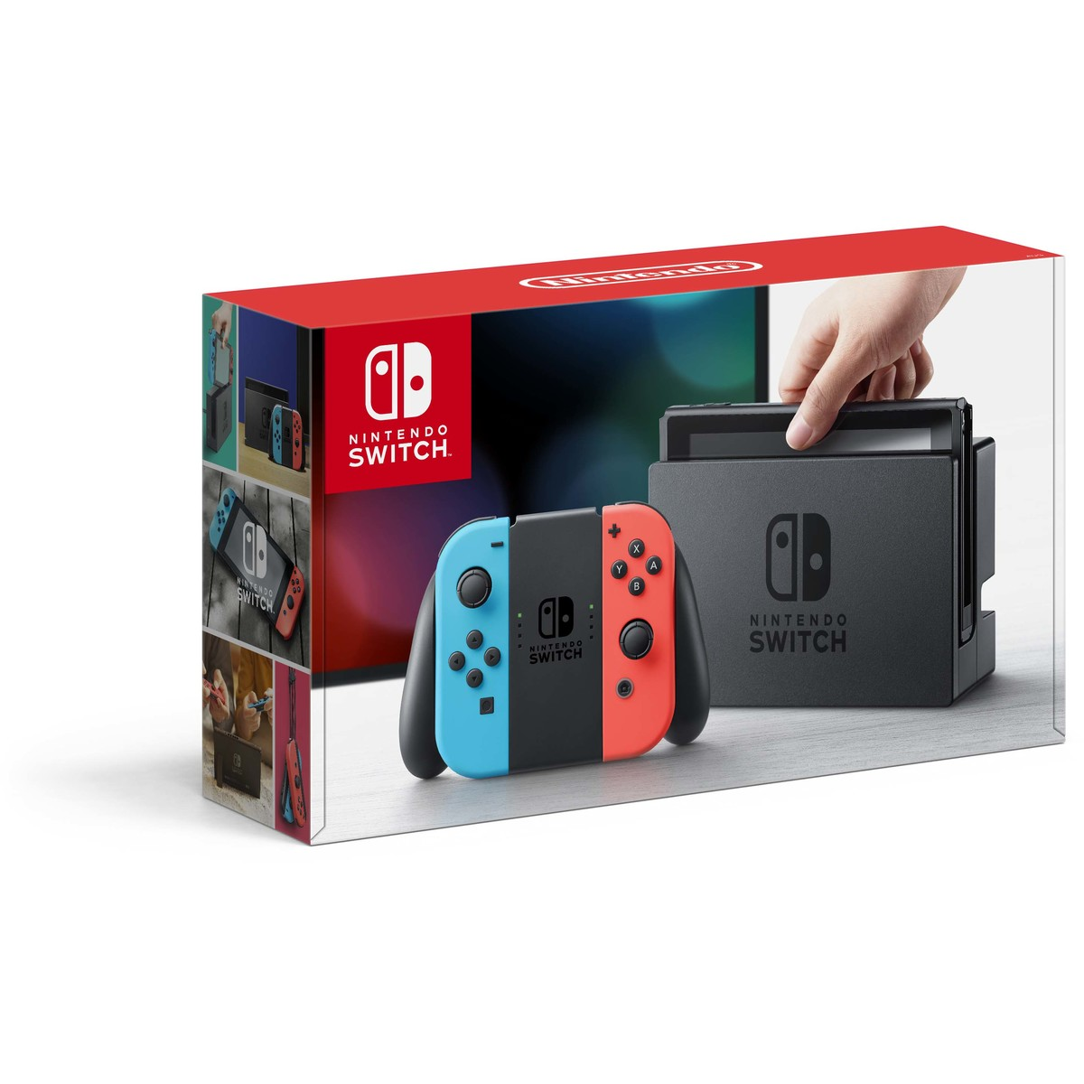 console switch