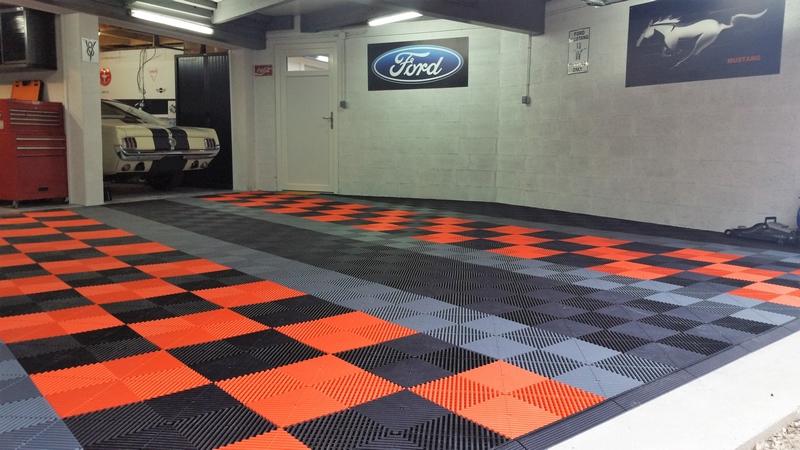 dalle pour garage