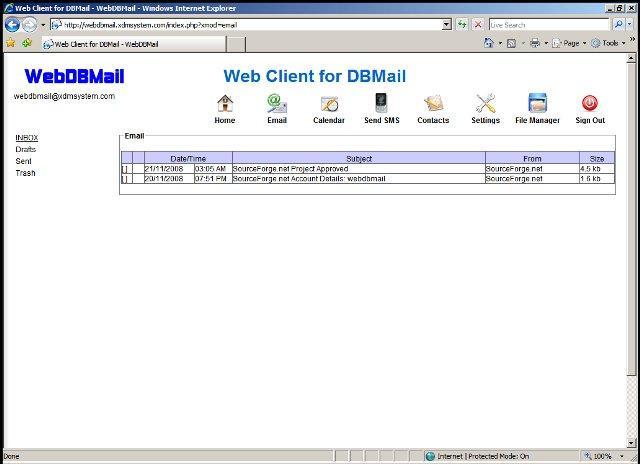 dbmail