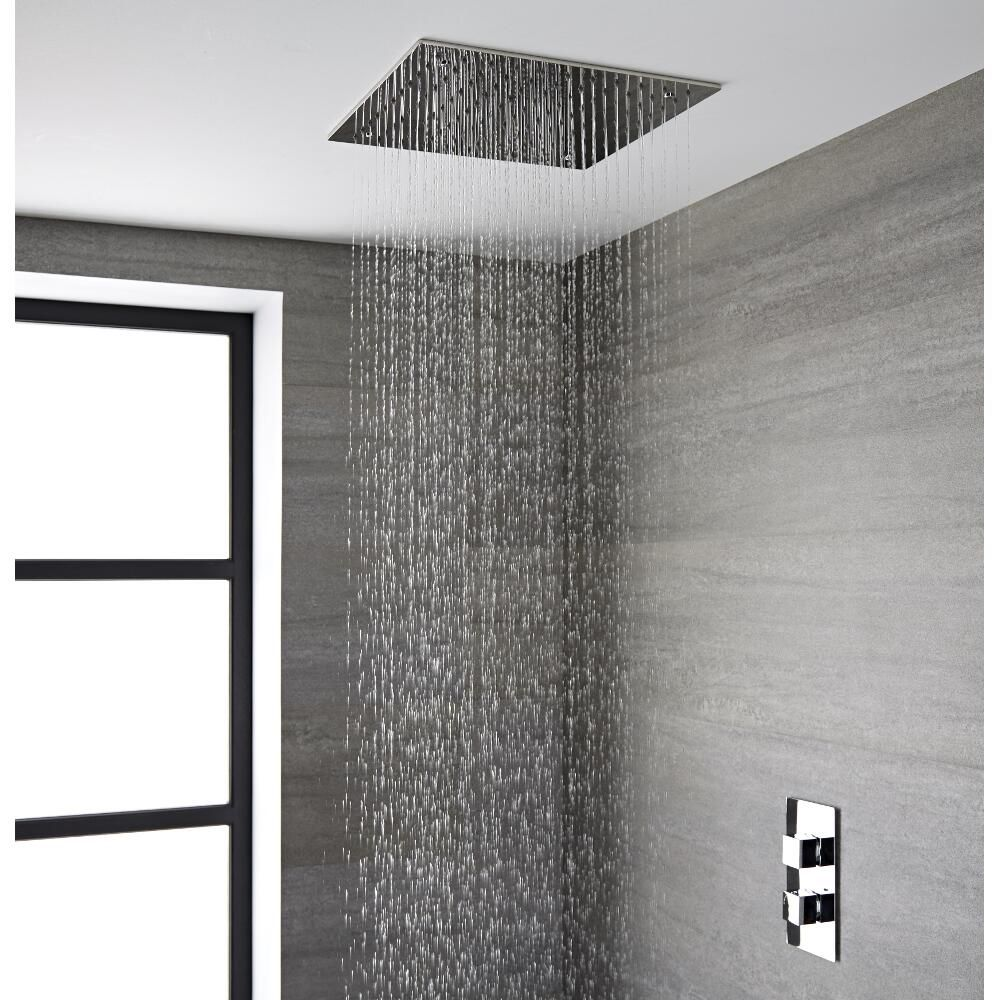 douche encastrable plafond
