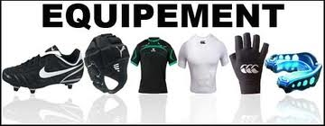 equipement rugby
