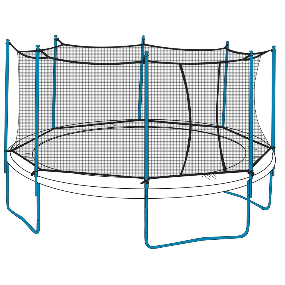 filet pour trampoline