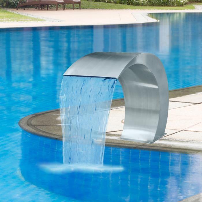 fontaine pour piscine