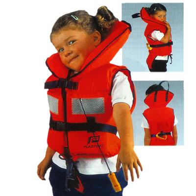 gilet sauvetage enfant