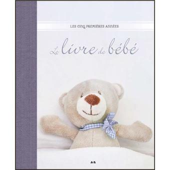 livre de bébé