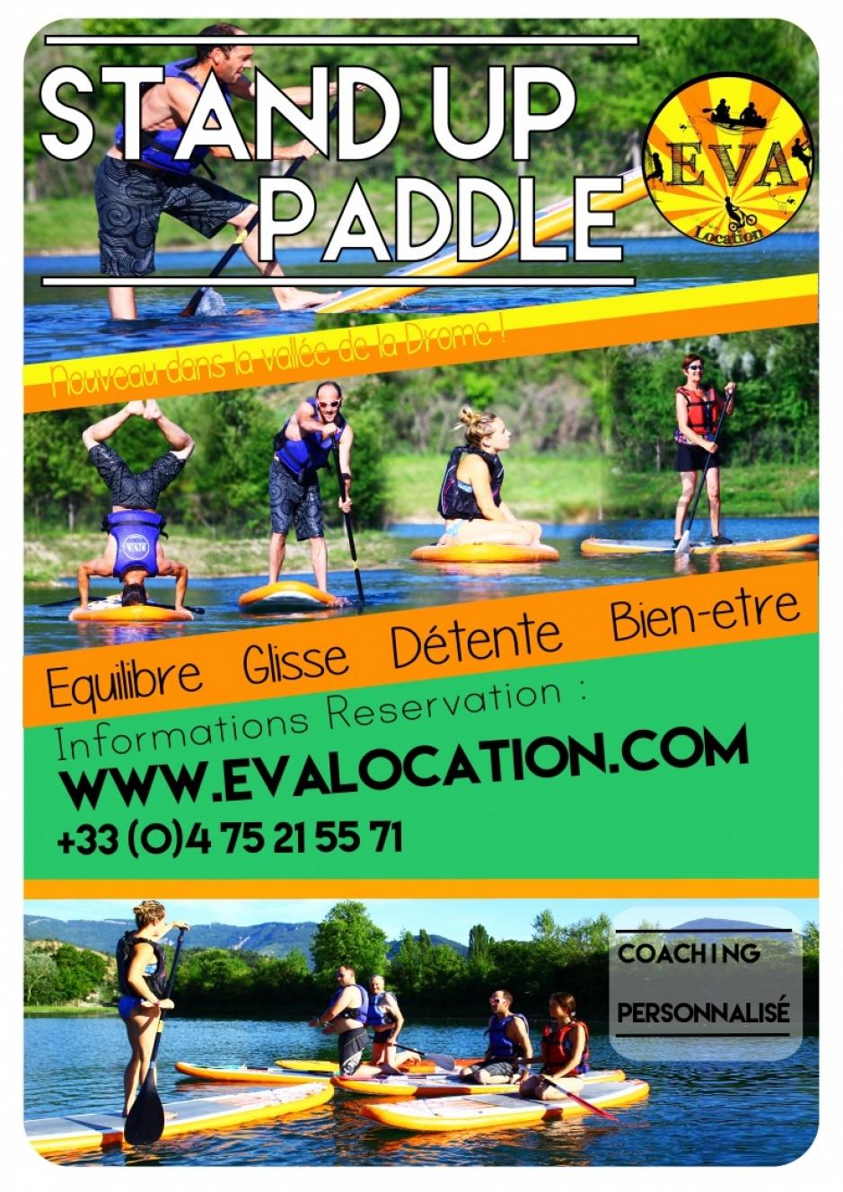 location paddle