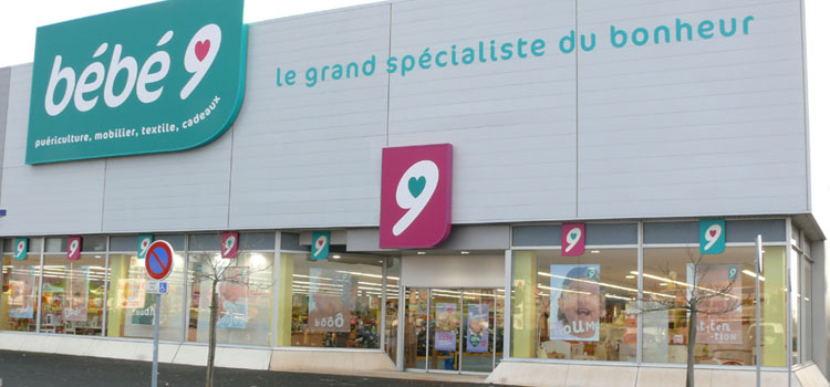 magasin puericulture brest