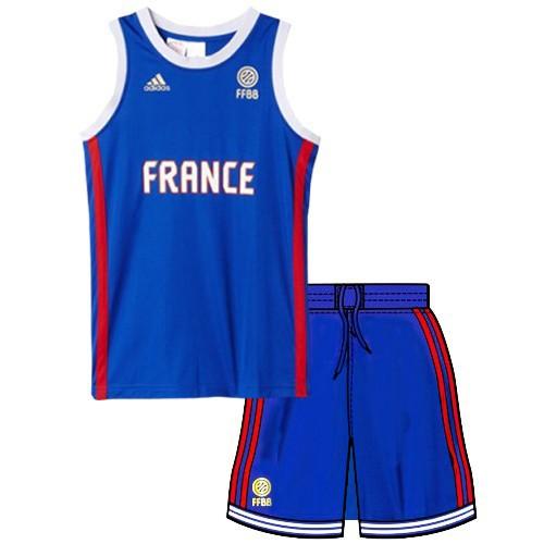 maillot de basket enfant