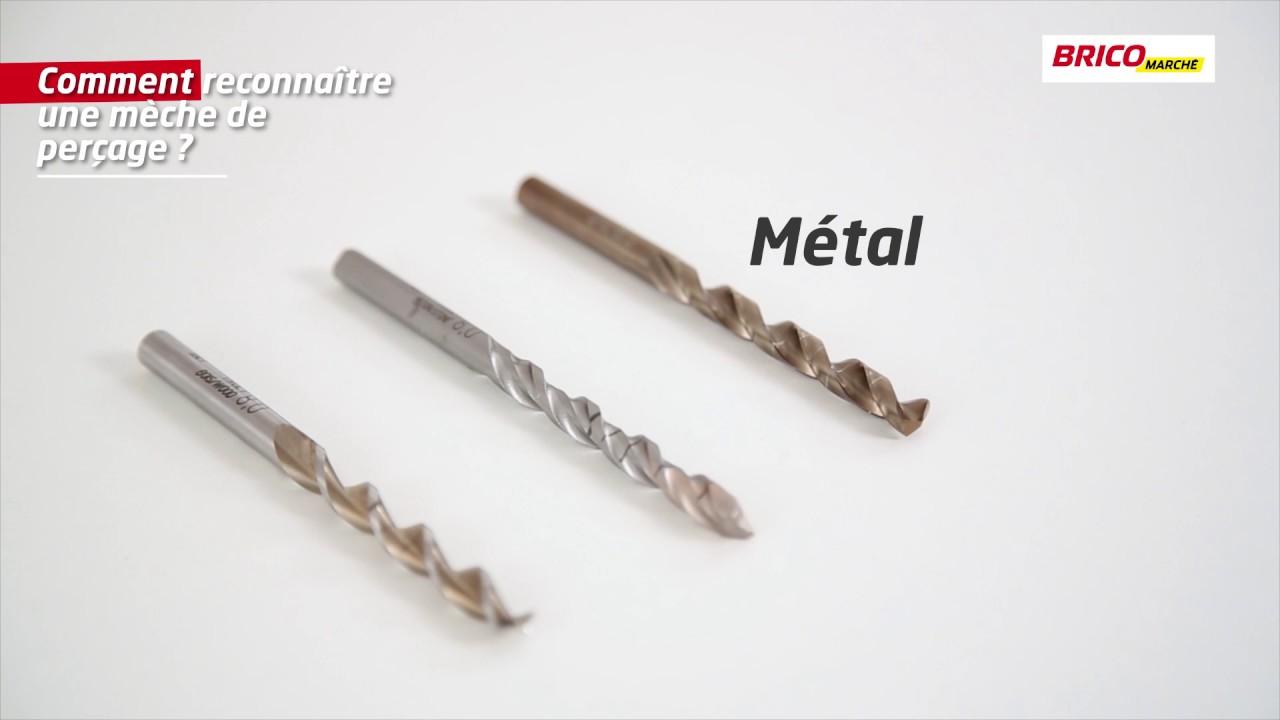 meche a metal