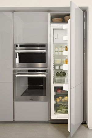 meuble frigo encastrable