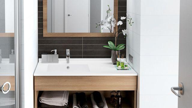meuble pour petite salle de bain