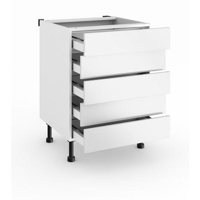 meuble tiroir cuisine