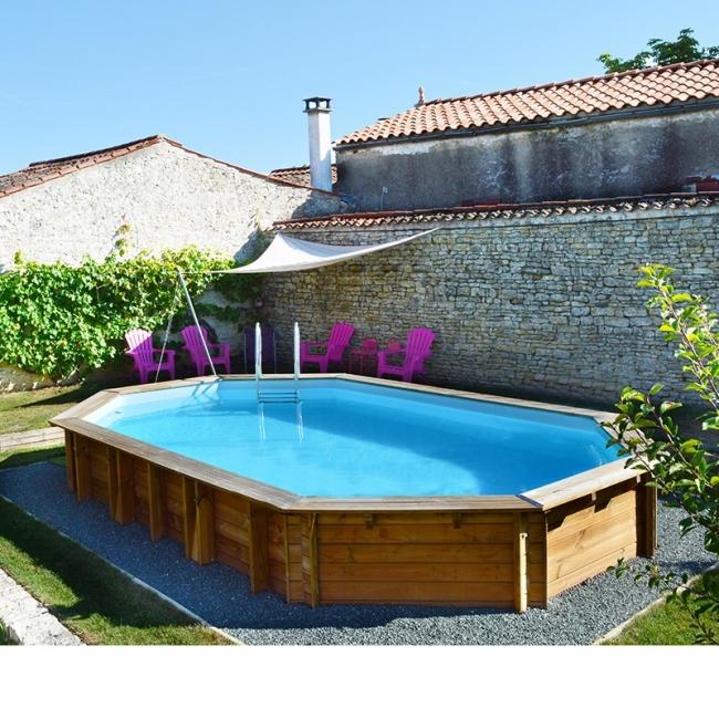 piscine bois
