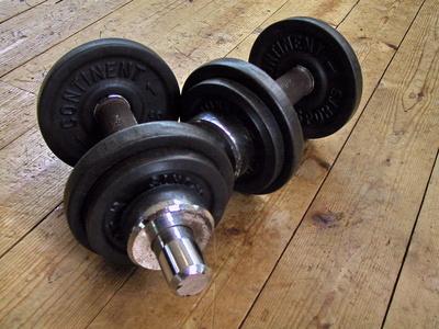 poids pour musculation