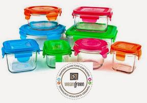 pot conservation bébé verre