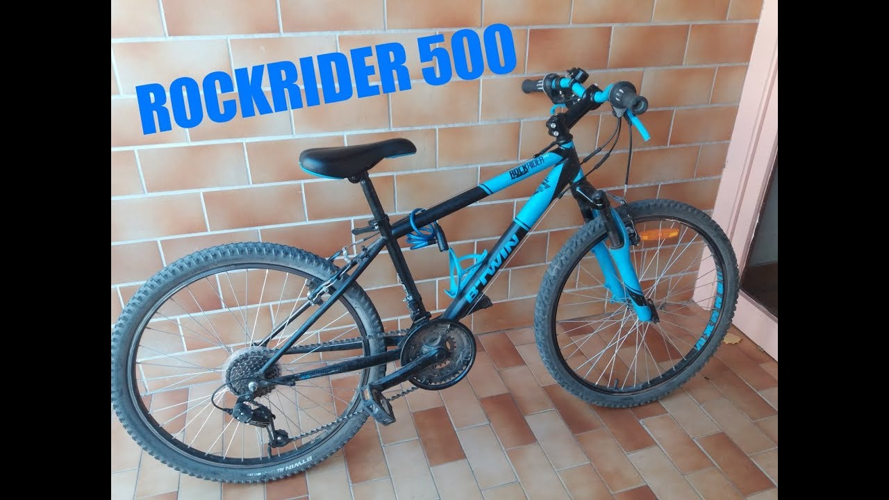 rockrider 500 24 pouces