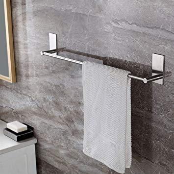 support serviette salle de bain