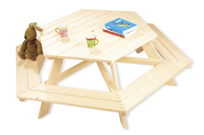 table exterieur enfant