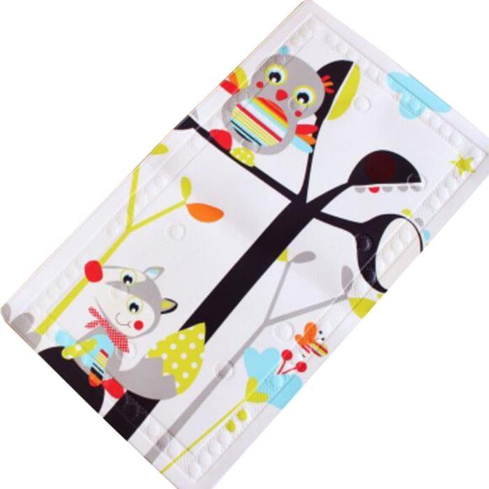 tapis antidérapant baignoire bébé