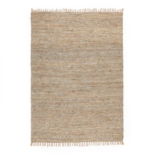 tapis en jute