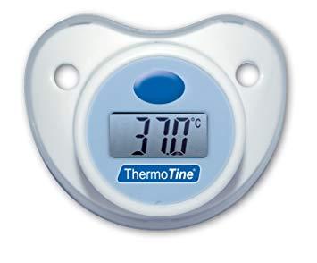 tetine thermometre