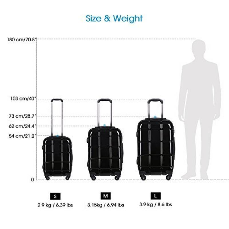 valise 15 kg