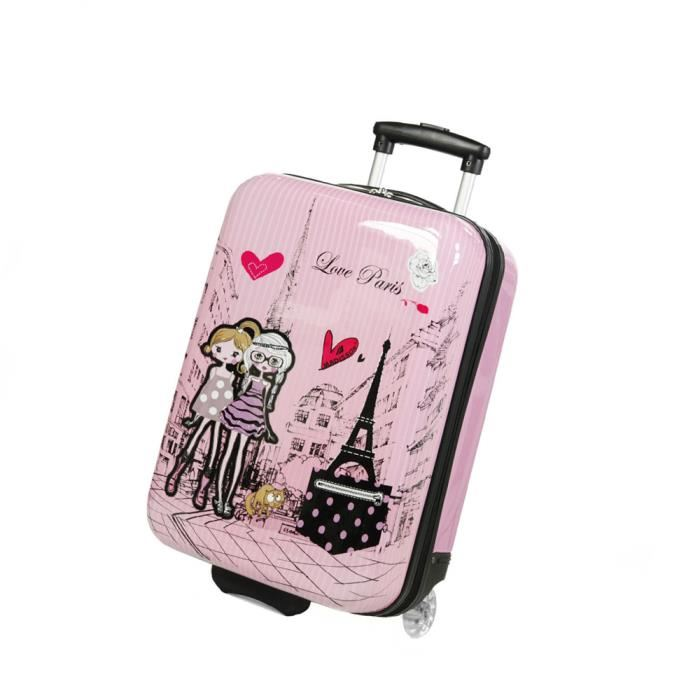 valise pour fille