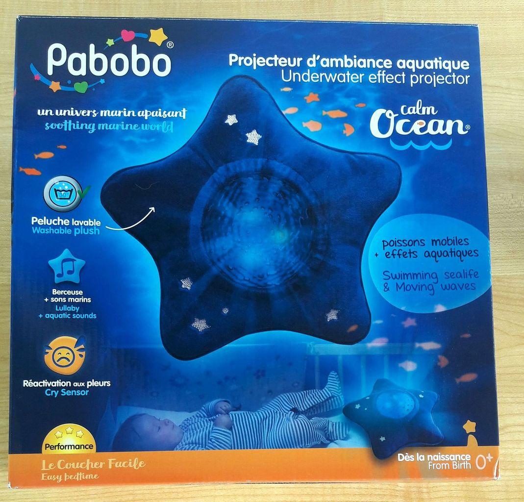 veilleuse calm ocean pabobo