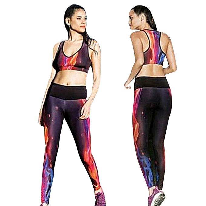 vetement de fitness femme