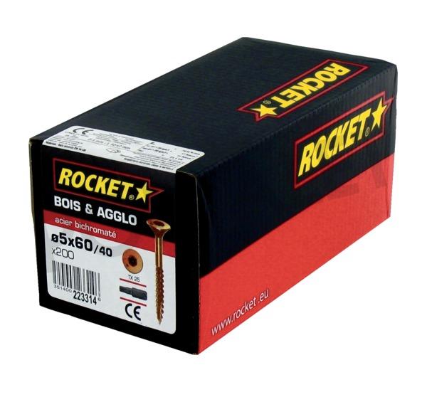vis rocket