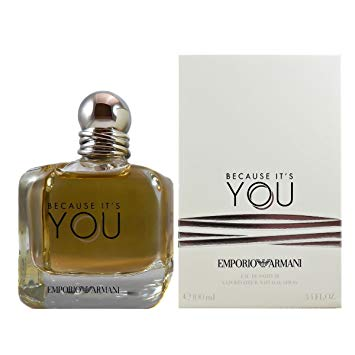 because it's you emporio armani
