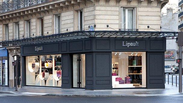 boutique lipault paris
