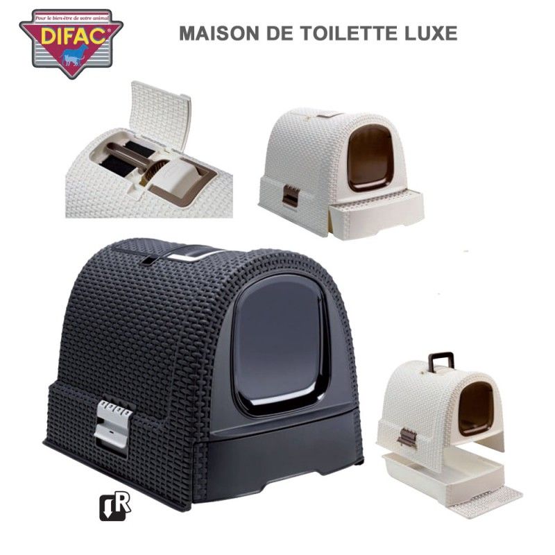 caisse a chat