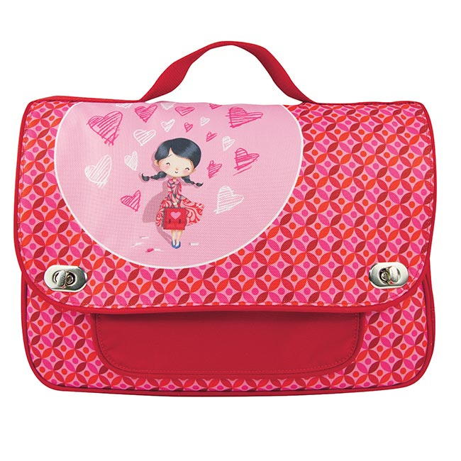 cartable maternelle fille