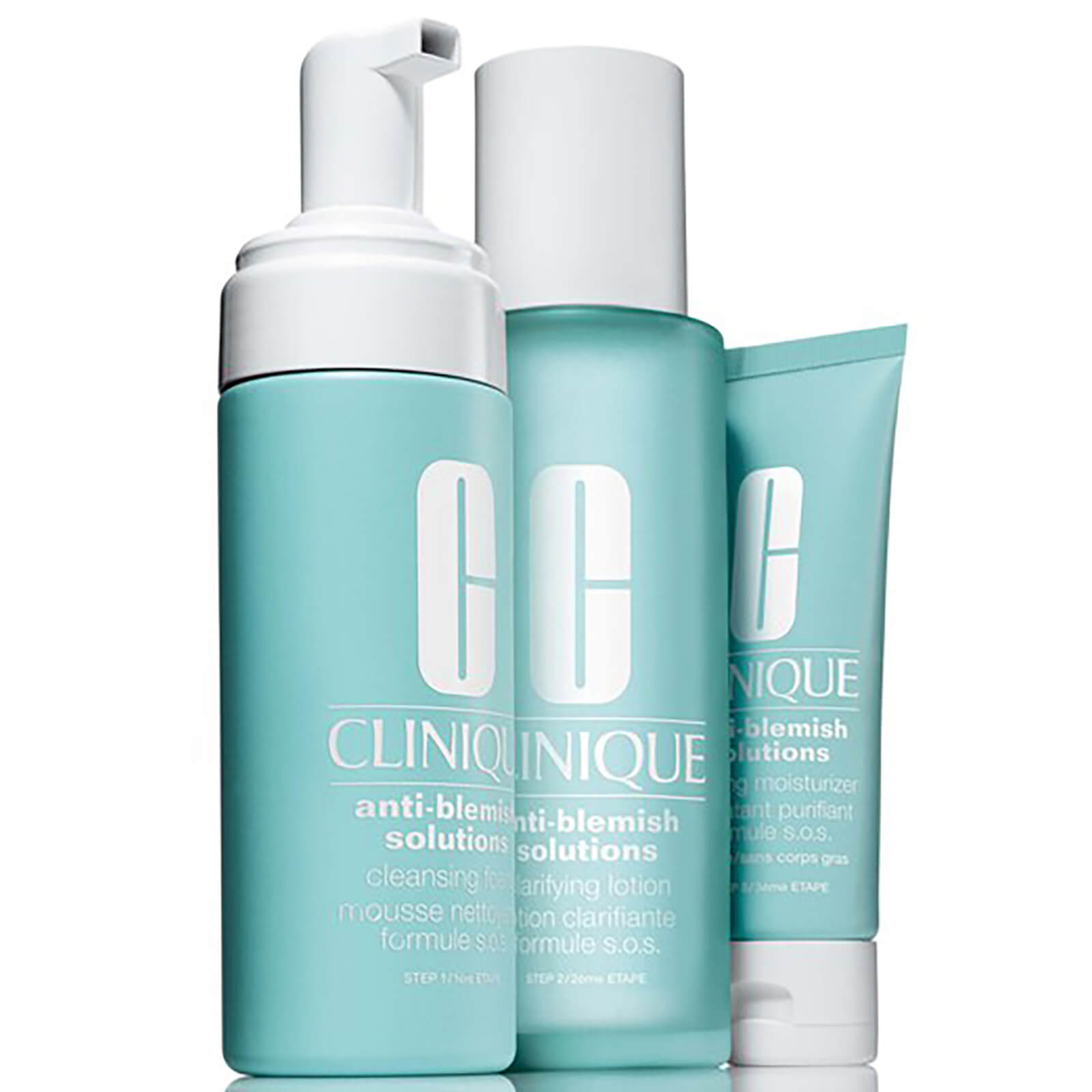 clinique anti blemish solutions