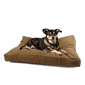 coussin pour chien déhoussable