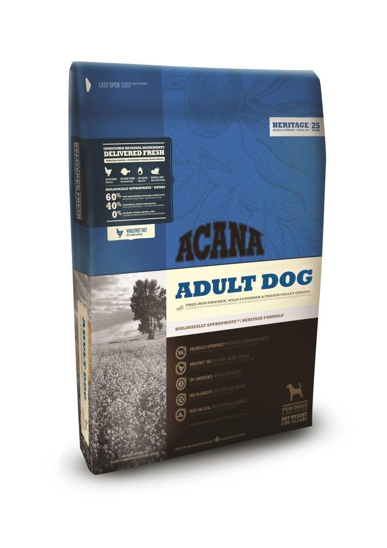 croquette chien sans cereales acana