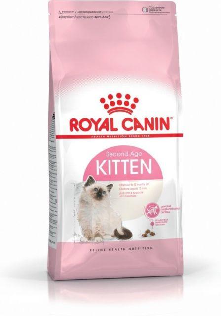 croquette royal canin kitten