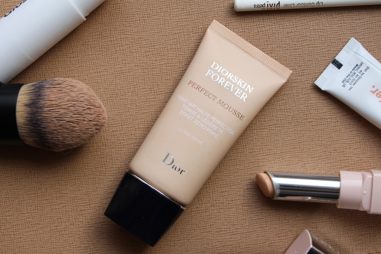 dior perfect mousse