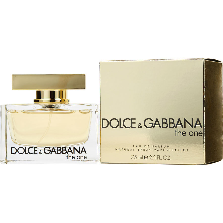 dolce et gabbana the one