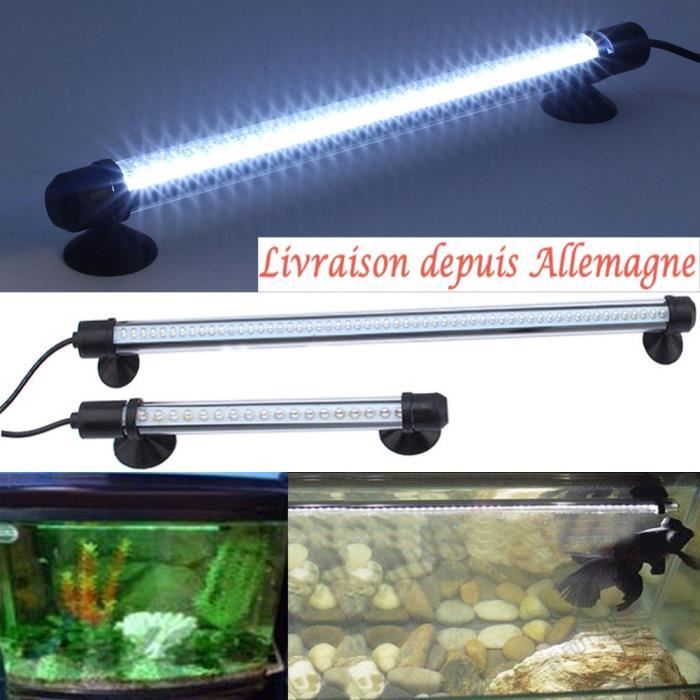 eclairage led aquarium