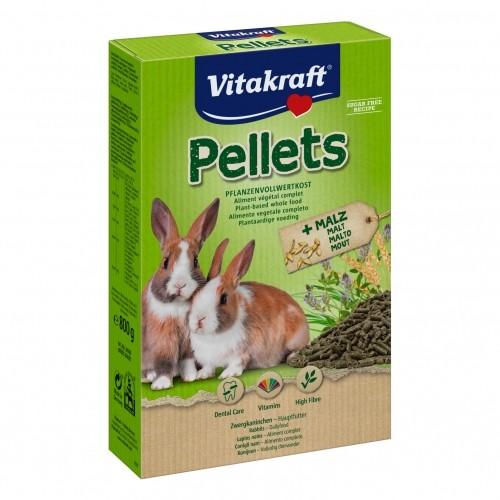 granulés pour lapin