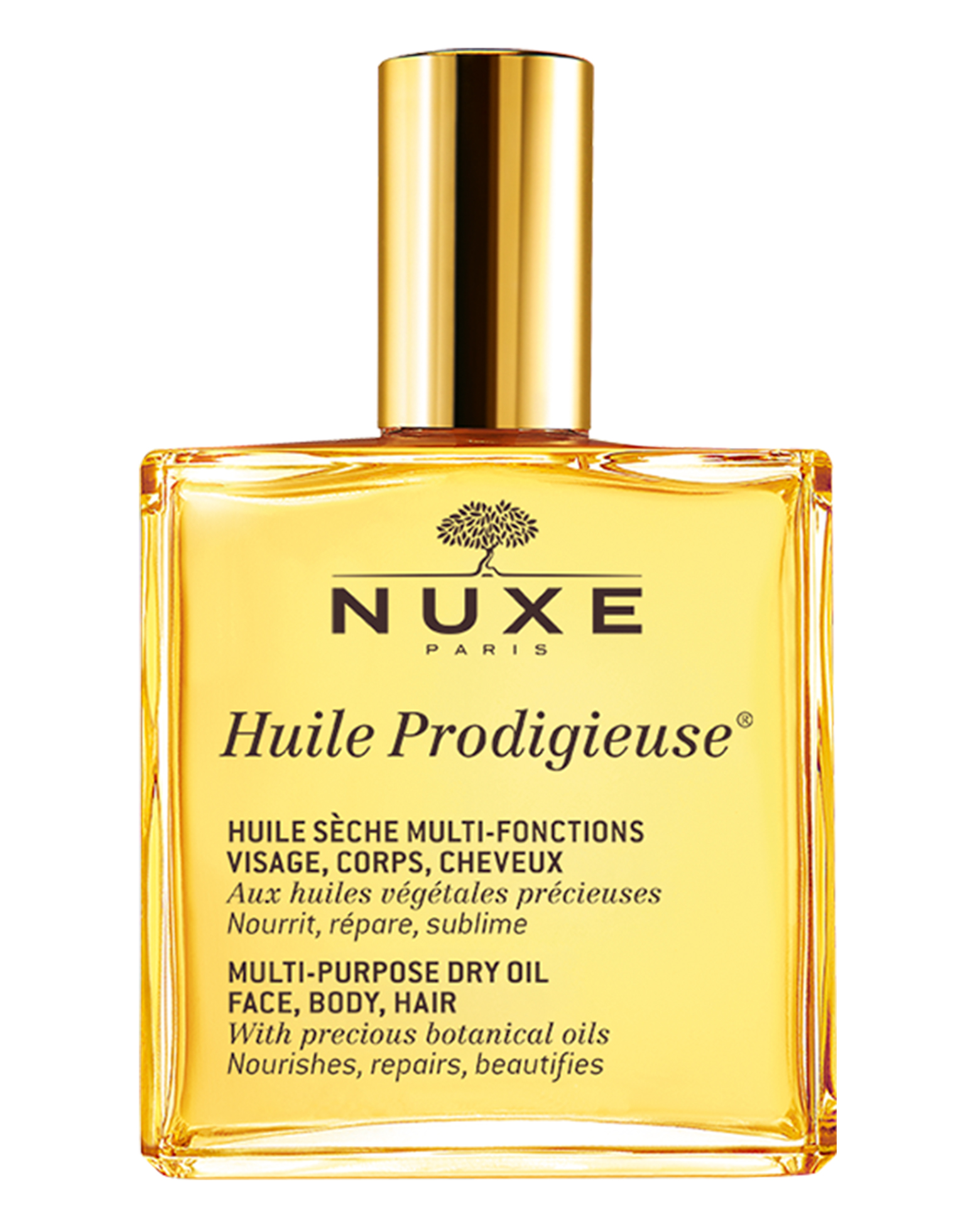 huile nuxe