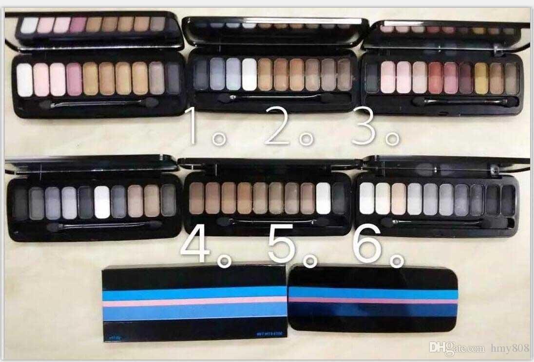 naked eyes palette 6