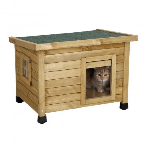 niche pour chat extérieur